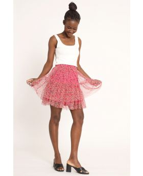 MINI GONNA TULLE